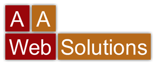aa web solutions logo