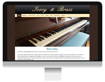 ivory and brass website