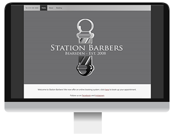 Station Barbers screenshot