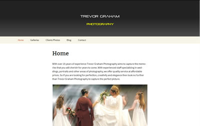 web design example